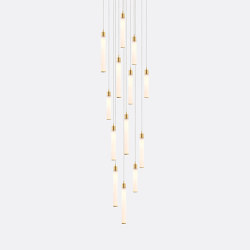 White Candle 13 | Suspended lights | Shakuff