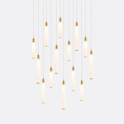 White Candle 14 | Suspended lights | Shakuff