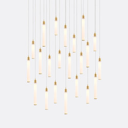 White Candle 22 | Suspended lights | Shakuff