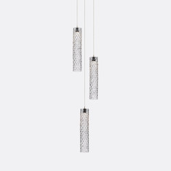 Mod Tube 3 Clear | Suspended lights | Shakuff
