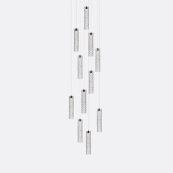 Mod Tube 11 Clear | Suspended lights | Shakuff