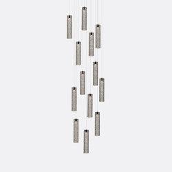 Mod Tube 13 Grey | Suspended lights | Shakuff