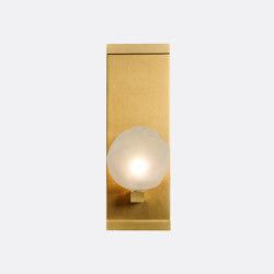 Nimbus Luxe Sconce Frost | Wall lights | Shakuff