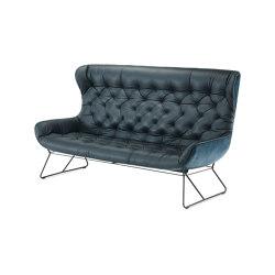 Leya   Wingback Couch   Sofas   FREIFRAU MANUFAKTUR