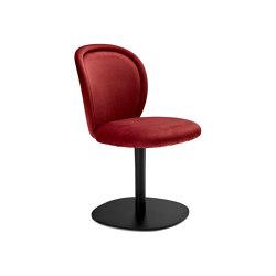 Ona   Side Chair mit Tellerfuß   Stühle   FREIFRAU MANUFAKTUR