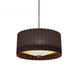 Kotori HG Pendant light medium - Black | Suspended lights | Hiyoshiya