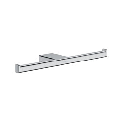 hansgrohe AddStoris Double roll holder | Paper roll holders | Hansgrohe