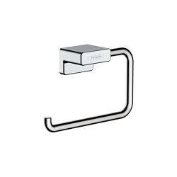 hansgrohe AddStoris Roll holder without cover | Paper roll holders | Hansgrohe