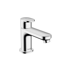 hansgrohe Vernis Blend Pillar tap 70 for cold water without waste set   Special fittings   Hansgrohe