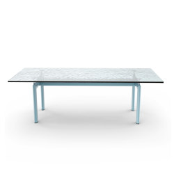 LC6 - Colored glass | Dining tables | Cassina