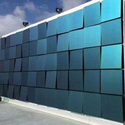 Copenhagen International School | Facade systems | SolarLab