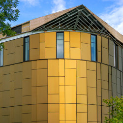 Red River College Innovation Center | Facade systems | SolarLab