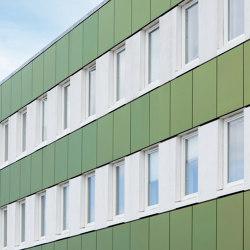 Bornholm Hospital | Facade systems | SolarLab