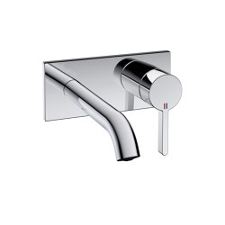 KWC BEVO Trim Kit Lever mixer | Wash basin taps | KWC