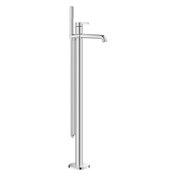 KWC BEVO Lever mixer for freestanding tub | Bath taps | KWC