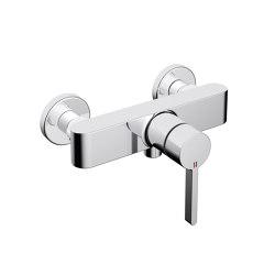 KWC BEVO Lever mixer shower | Shower controls | KWC