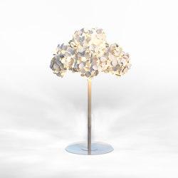 Leaf Lamp Metal Tree L | Free-standing lights | Green Furniture Concept