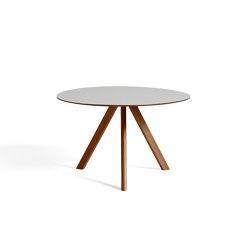 Copenhague CPH20 Round 120xh74 | Dining tables | HAY