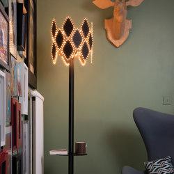 MATEO FLOOR LAMP | Free-standing lights | Le deun