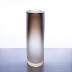 Cilindro Vaso Alto - Satinato   Dining-table accessories   Purho