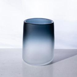 Cilindro Vaso Basso - Satinato   Dining-table accessories   Purho