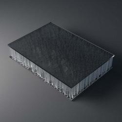 chaos AIR-board® UV satin | grey | Synthetic panels | Design Composite