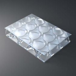 clear-PEP® UV satin clear | Synthetic panels | Design Composite