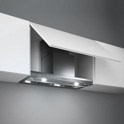 Design | Virgola Evolution | Kitchen hoods | Falmec