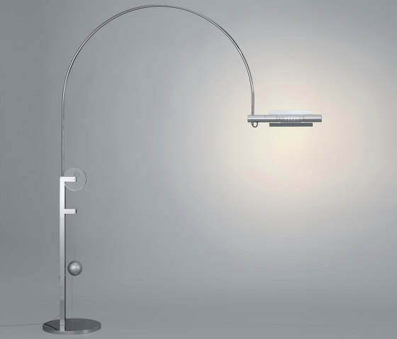 HALO MOBIL by Baltensweiler | Free-standing lights