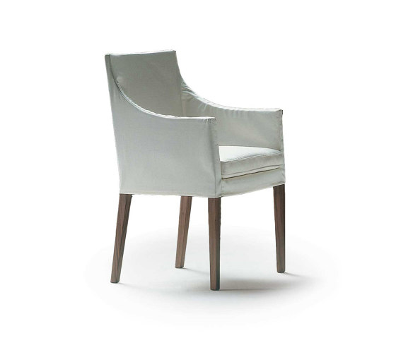 Pat Small Armchair by Flexform | Chairs