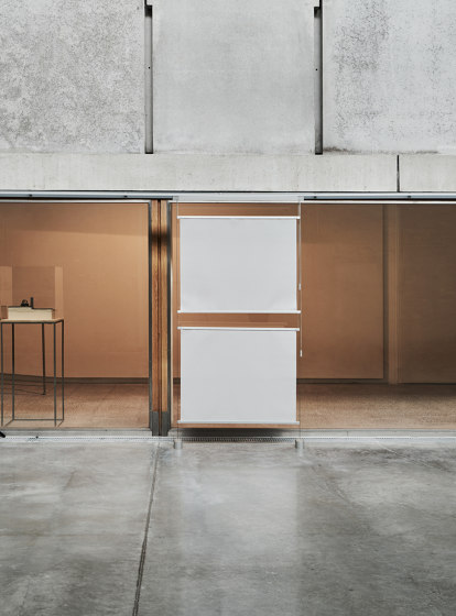 System W2 by Ann Idstein | Cord operated systems
