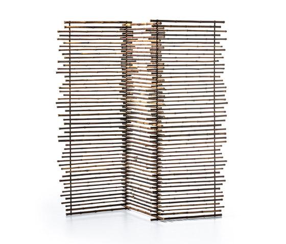 Black 90 by Gervasoni | Folding screens