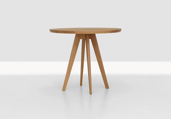 Cena round by Zeitraum | Dining tables