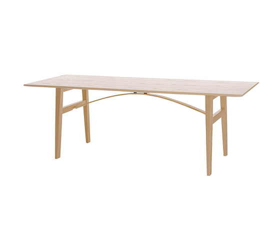 Brygga table BR4 16080 by Karl Andersson & Söner | Dining tables