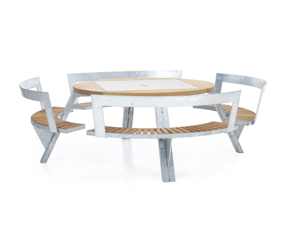 Gargantua by extremis | Table-seat combinations