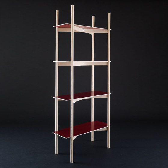 build_and_file by Kaether & Weise | Shelving