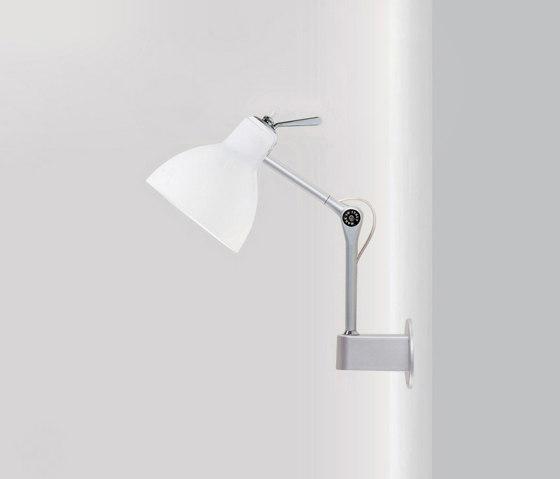 Luxy W0 parete di Rotaliana srl | Lampade parete
