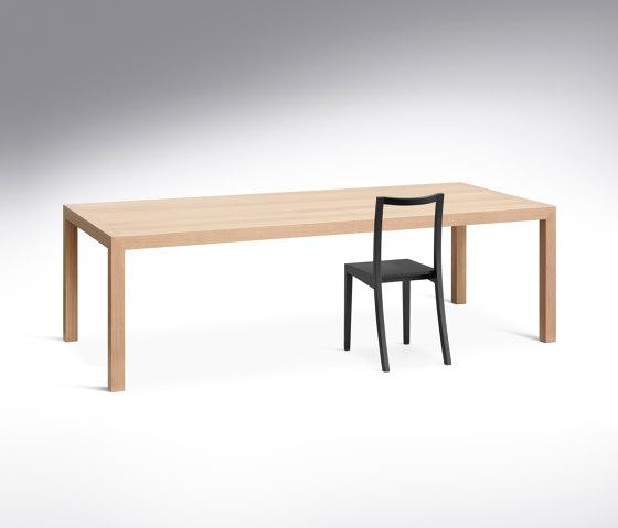 Galler | Block table by Schmidinger Möbelbau | Dining tables