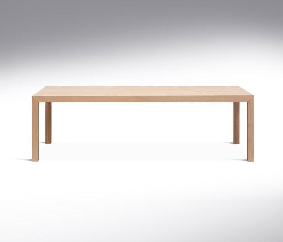 Galler | Block table di Schmidinger Möbelbau | Tavoli pranzo