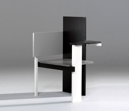 Berlin Chair by Rietveld by Rietveld | Chairs