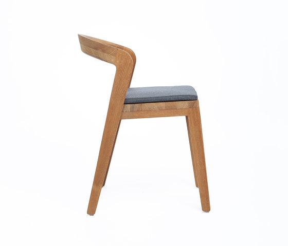 Play Chair - Teak di Wildspirit | Sedie