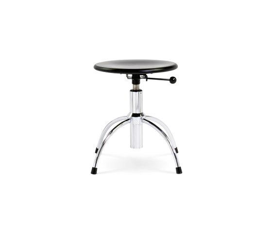 SE 43 Swivel stool de Wilde + Spieth | Taburetes