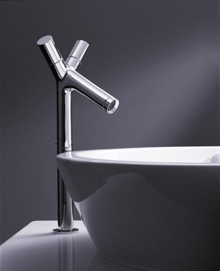 AXOR Starck 2-Handle Basin Mixer for wash bowls DN15 by AXOR | Wash basin taps