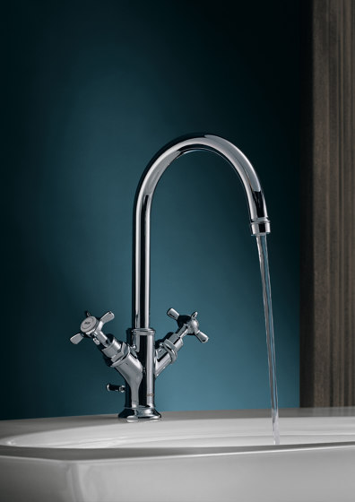 AXOR Montreux 2-Handle Basin Mixer DN15 by AXOR | Wash basin taps