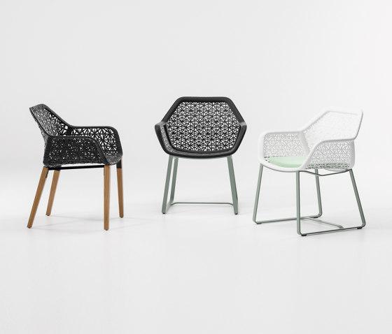 Maia dining armchair de KETTAL | Chaises