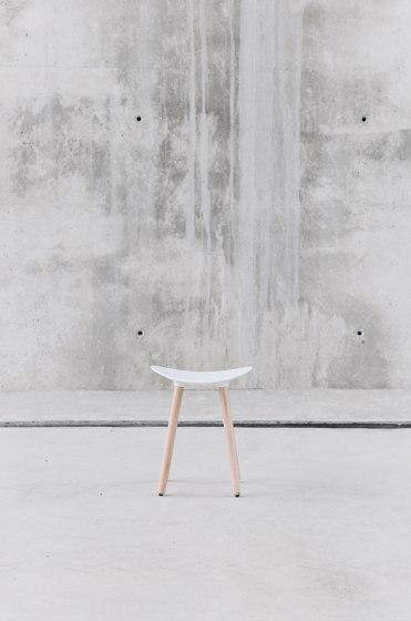 Coma Wood stool di ENEA | Sgabelli