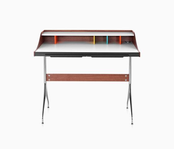 Nelson Swag Leg Desk by Herman Miller | Desks
