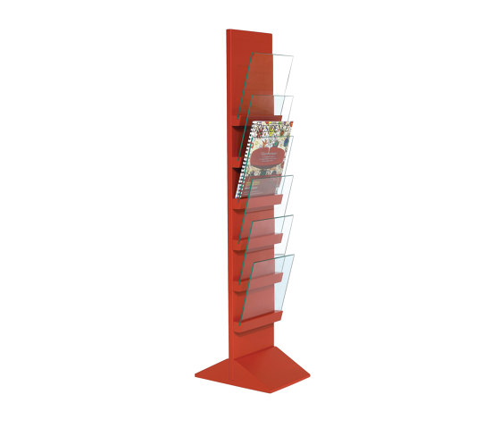 Front Freestanding FRET 2566 by Karl Andersson & Söner | Display stands