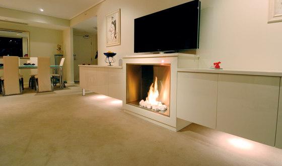 Firebox 900SS by EcoSmart Fire | Fireplace inserts