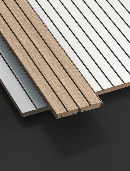 4akustik by Fantoni | Wood panels